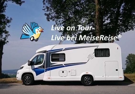 MeiseReise® Live Knaus bei uns zum Mieten