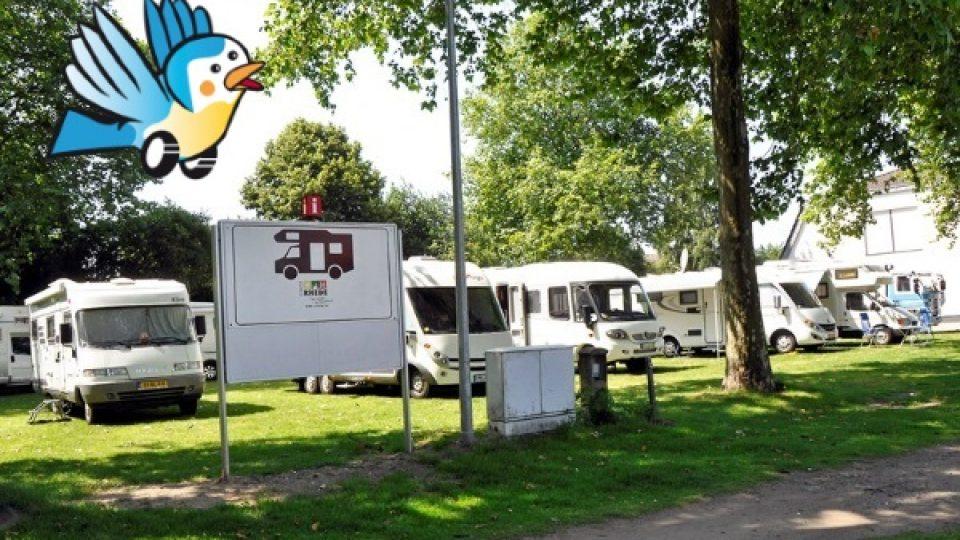 Wohnmobil Stellplatz Rhede