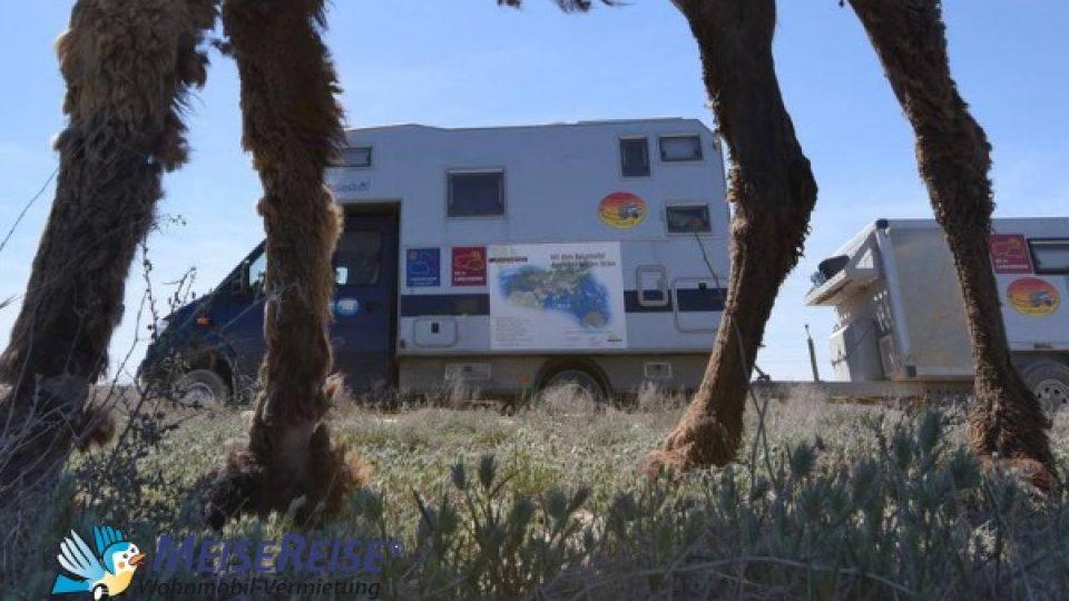 MeiseReise® 75.000 km mit dem Wohnmobil